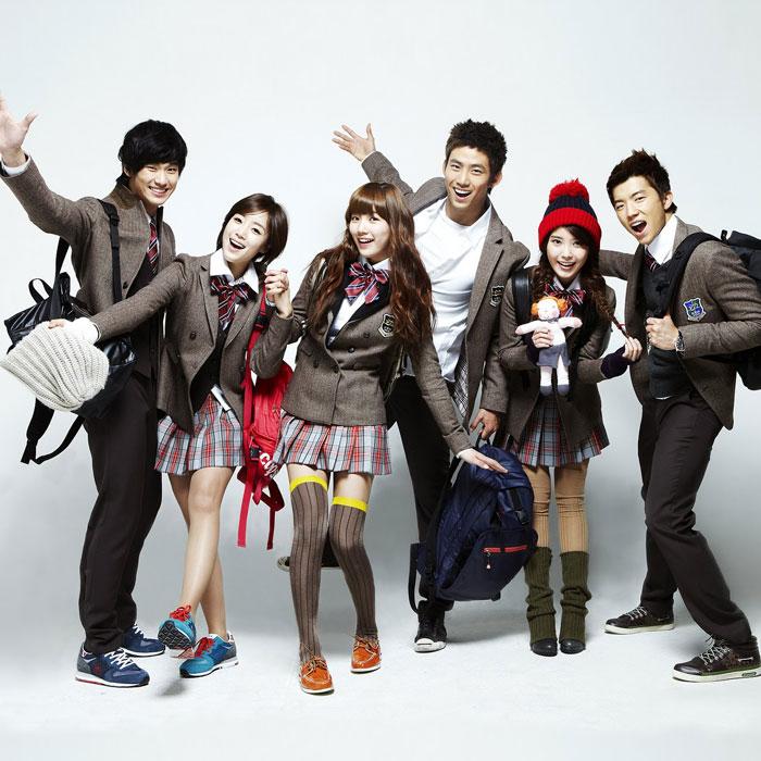 Korean High School