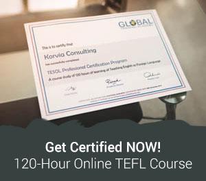 GTA TEFL Course