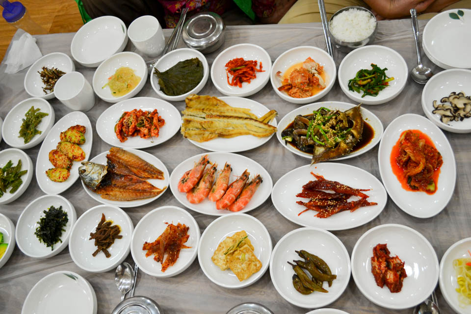 Traditional south korean cuisine teach english in korea for Cuisine korean