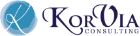 Teach English in Korea – Korvia Consulting Logo