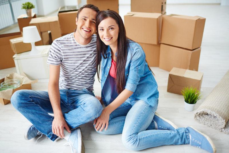 moving couple - How to use Korea ePost Shipping Service Like a Pro